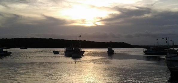 Litoral da Bahia continua com chuva nesta quarta-feira