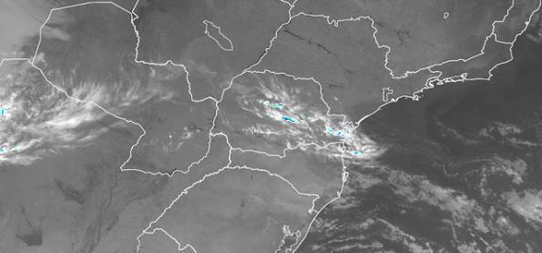 Temperaturas entram em elevação em São Paulo