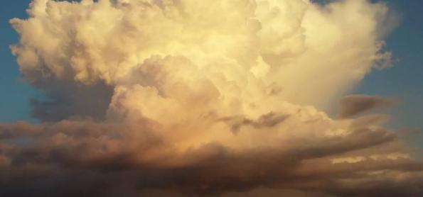 Chuva aumenta no sul da Amazônia