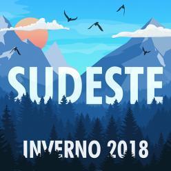 Região Sudeste - previsão para o inverno 2018