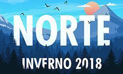 Região Norte - tendência para o inverno 2018