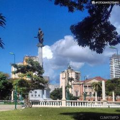 Recorde calor em Belém