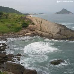 Segunda-feira instável com chuva no Rio de Janeiro
