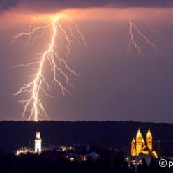 Risco de temporal continua alto em Roraima