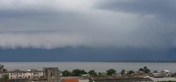 Inverno começa com chuva no Rio Grande do Sul