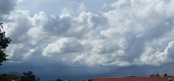 Sul do Brasil volta a ter chuva forte