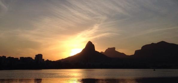 Sol predomina no Rio de Janeiro