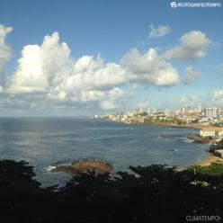 Instabilidade diminui sobre a Bahia nesta quarta