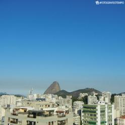 Rio de Janeiro quente e com baixa umidade