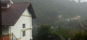 Serra gaúcha registra chuva volumosa