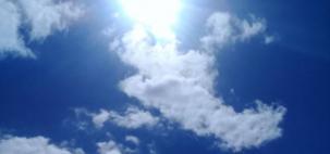 BR tem mais sol no fim de semana