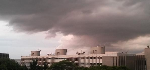 Após quase 50 dias, volta a chover em Rio Branco