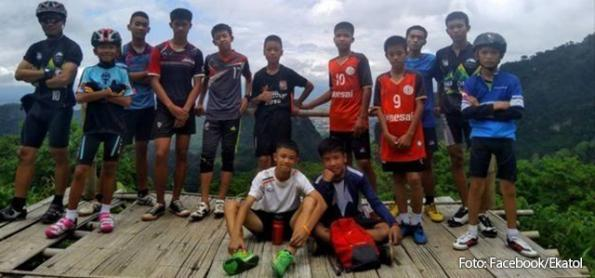 O difícil resgate de jovens em caverna na Tailândia