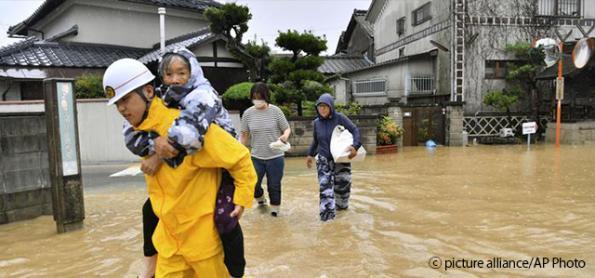 Eventos climáticos extremos devem ser cada vez mais fatais