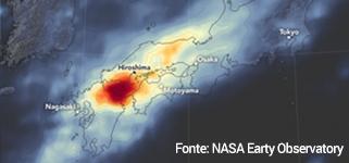 Chuvas fortes já deixam mais de 150 mortos no Japão