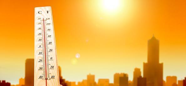Calor passa dos 40°C em MG e chega a quase 39°C no ES