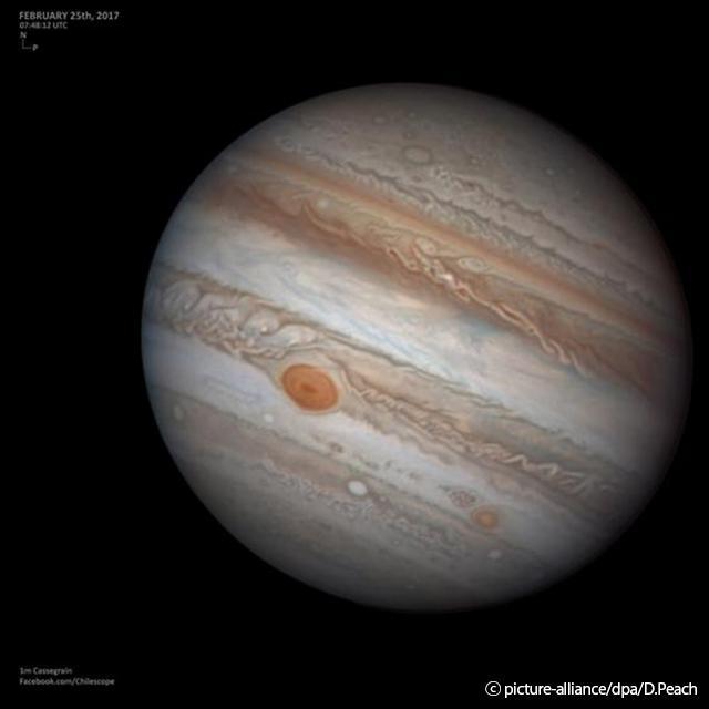 Post_Astrônomos descobrem 12 novas luas em Júpiter