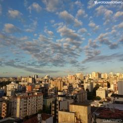Em pré-frontal, Porto Alegre pode ter calor recorde nesta terça