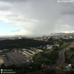 Leste e norte de SP ainda podem ter chuva hoje