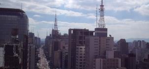 Ar polar perde força em São Paulo nesta terça-feira