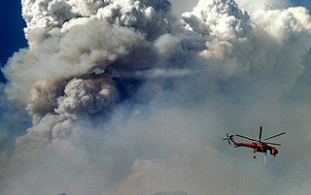 Maior incêndio florestal da Califórnia deve durar até setembro