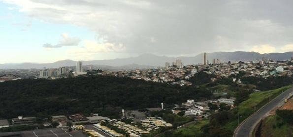 Umidade do ar volta a aumentar na Grande Belo Horizonte