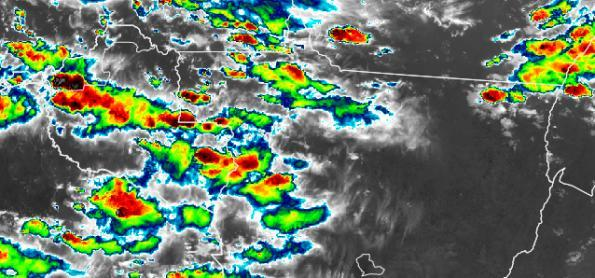 Sudeste terá um pouco de chuva até o fim da semana