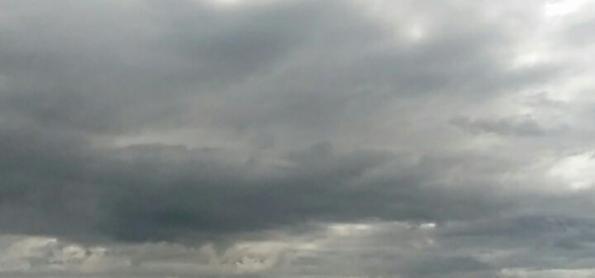 Muita chuva entre Santa Catarina e Paraná