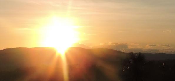 Calorão e secura do ar no Tocantins e sul do Pará