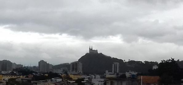 Mais chuva para o RJ nesta sexta-feira