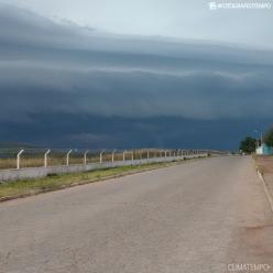 Instabilidade aumenta em Mato Grosso do Sul