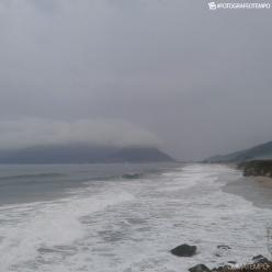 Florianópolis supera a média de chuva de setembro