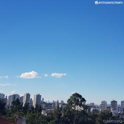 Terça-feira de calorão em São Paulo