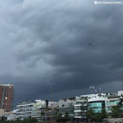 Terça-feira será de chuva no RJ