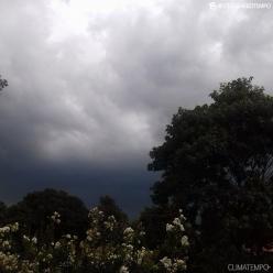 Alerta de chuva forte em São Paulo