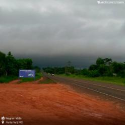 Temporais retornam a Mato Grosso do Sul