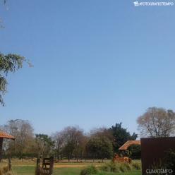 Calor intenso em Mato Grosso do Sul