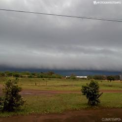 Sul do Brasil tem mais temporais nesta quarta-feira