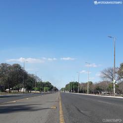 Brasília iguala recorde de calor