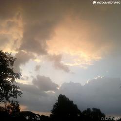 Chuva aumenta sobre a Região Centro-Oeste