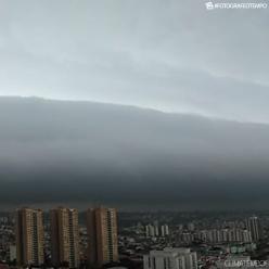 Chuva forte no Rio de Janeiro