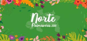 Região Norte - tendência climática para a primavera 2018