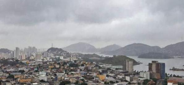 Temperatura baixa nas capitais do Sudeste
