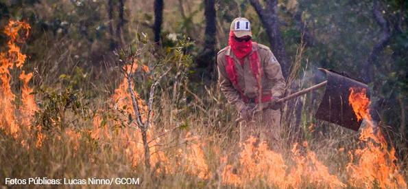 Uso do fogo fica proibido por 60 dias em todo o BR