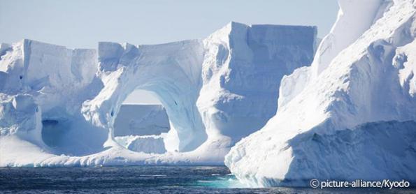 Nasa lança novo satélite para medir degelo polar