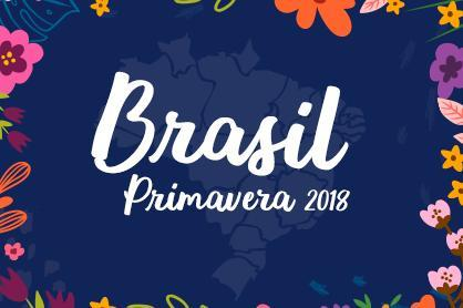 Primavera 2018 - Tendência climática geral para o Brasil