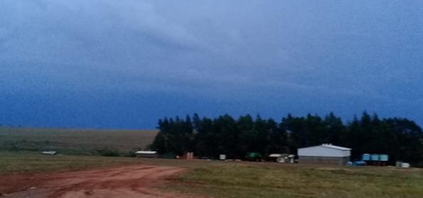 Condições para chuva aumentam sobre o Centro-Oeste
