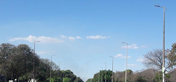 Brasília bate recorde de calor pelo segundo dia consecutivo