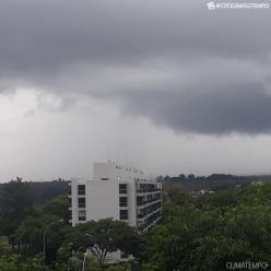 Chuva não dá trégua ao Centro-Oeste do Brasil nesta terça