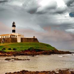 Previsão de temporais para a Bahia (BA)